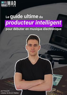 Ebook Cover - Le guide ultime du producteur intelligent